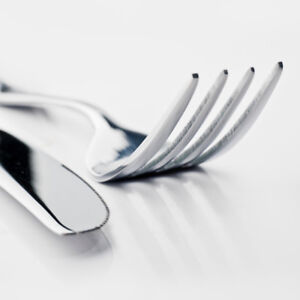 Get Sparkling Polished Stainless Steel Cutlery Every Time!