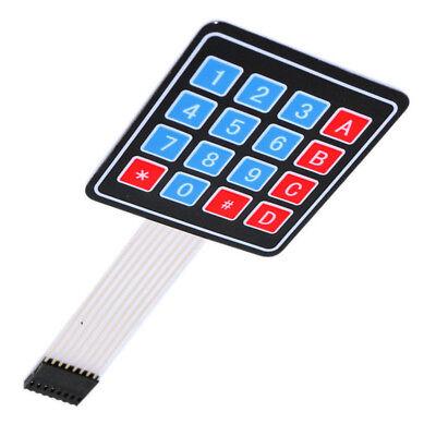 2pcs 4x4 Matrix Keyboard For Arduino Array Module Teclado Microprocessador 16key