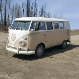 1967 german vw bus microbus volkswagen