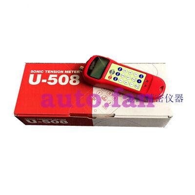 For Unitta Digital Sound Wave Belt Tension Meter U-508 Tester With Probe