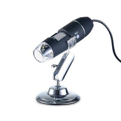 1000x 8 Led Usb Mini Digital Microscope Endoscope Camera Magnifierstand Holder