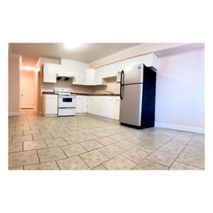 Two bedroom basement suite for rent