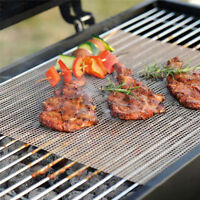 3style Bbq Barbecue Grill Stainless Steel Replacement Mesh Wire Net Outdoor Cook - unbranded - ebay.co.uk