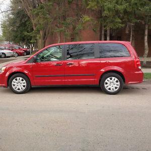 2015 Dodge Grand Caravan SE/SXT Minivan, Van