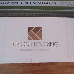 Fuzion Flooring Luxury Laminate flooring - 2 Boxes