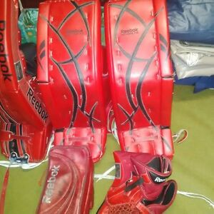 Two pair of Reebok Pads reduced to $500.00