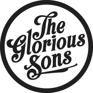 THE GLORIOUS SONS SUMMER CONCERT! JULY 28, 2018 IN BELLEVILLE!