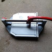 Tile cutter for small mosaic type tiles