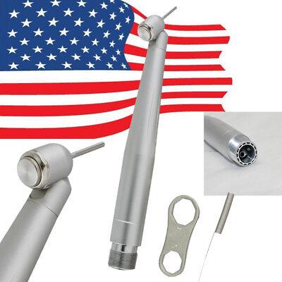 Usa Dental High Speed Handpiece Led 45 Degree Fiber Optic E-generator 2h