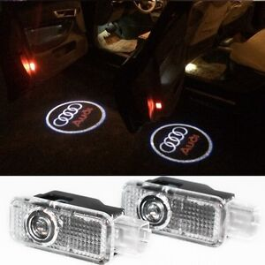 Audi Led Welcome Lights