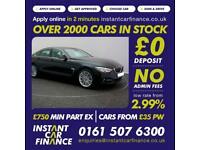 BMW 420 2.0TD(184bhp)4X4(s/s)Gran Auto 2014MY d xDrive Luxury FROM £74 PER WEEK