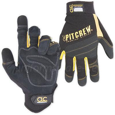 Clc Work Gloves Mens Pit Crew High Dexterity Mechanics Gloves 220b