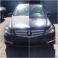 MAINTENANCE CAR WASH AND WAX - LAVE AUTO