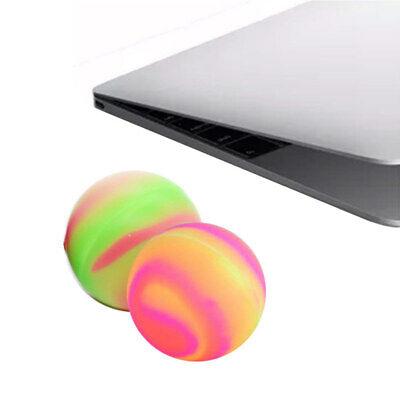 4*Laptop Notebook Antiskid Cooling Cooler Stand Cool Ball Leg Feet Skidproof -