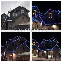 Need Your Christmas Lights Installed?  Call us today! 7807077767
