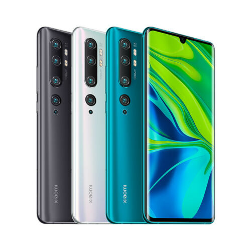 "Xiaomi Mi Note 10 Smartphone 6GB+128GB 108MP 6.47"" S730G NFC Handy EU Version"