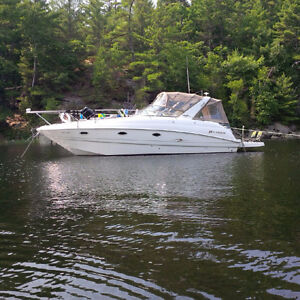 Gorgeous 36 foot Cruiser with Lots of Upgrades and Improvments