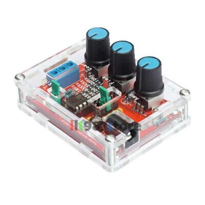 Xr2206 Function Generator Diy Kit Sine Triangle Square Output 1hz-1mhz Case
