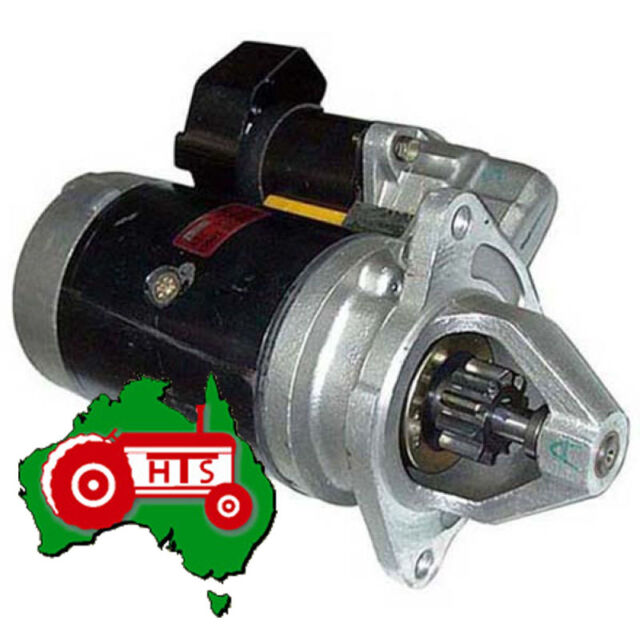 tractor starter motor for massey ferguson 35 65 135 148. Black Bedroom Furniture Sets. Home Design Ideas