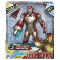 New Marvel Iron Man 3 Sonic Blasting Action 12-inch Figure City of Toronto Toronto (GTA) Preview