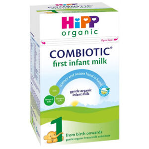 HiPP Organic Combiotic First infant milk (stage 1)