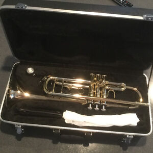 Carlton Lacquered Trumpet Outfit Prince George British Columbia image 3