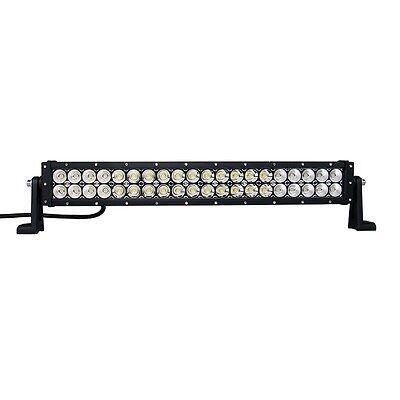 "22"" LED Light Bar 120W Flood Spot Combo Driving Work Lights 4WD UTE OFFROAD SUV"