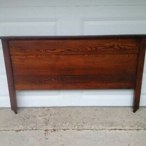 Antique Headboard - Double Bed Size