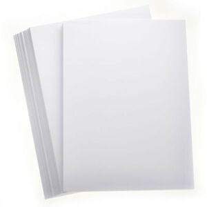 50-SHEETS-SNOW-WHITE-A4-SMOOTH-CARD-160GSM-CRAFT-HOBBY-PRINTER