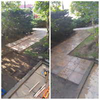 Patio Stones, Retaining Walls and More