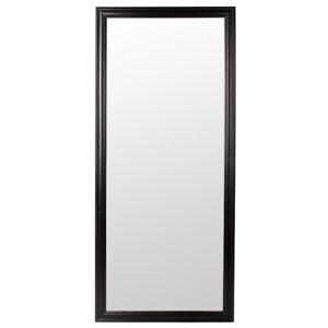 JYSK Black Full-Length Mirror