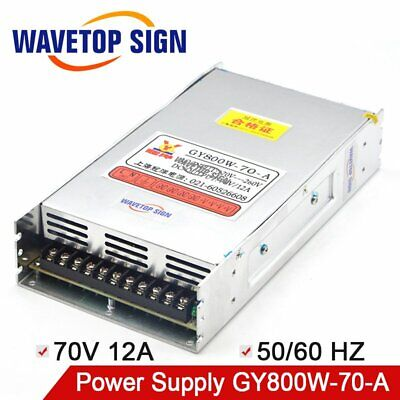 Wavetopsign Gy800w-70-a 800w Switching Power Supply 70v 12a