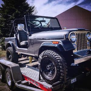 Jeep CJ7 1983