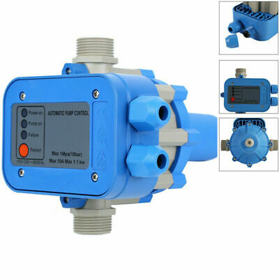 Automatic Water Pump Pressure Controller Electric Electronic Switch 110v Us