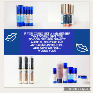 Join now and get your makeup membership FREE for the year!