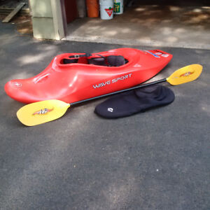 Wave Sport Project 62 Whitewater Kayak