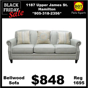 Indoor 50% off all sofa's for 3 days only!