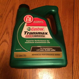Casrtol, Transmax, Automatic Transmission Fluid , High Mileage