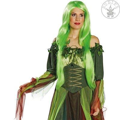 Perücke Jessica neon-grün Langhaarperücke Fasching Kostüm Zubehör 129188813 (Neon Grüne Haare)