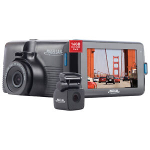 "Magellan MiVue 480D 1296p Dashcam with 2.7"" LCD & GPS"