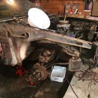74-78  King Cobra Mustang parting out