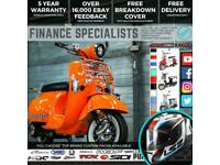 AJS Modena EFI 125 125cc Cheap Retro Mod Scooter *FINANCE & DELIVERY*
