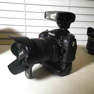 COMPLETE NIKON D7100 PACKAGE Cambridge Kitchener Area image 1