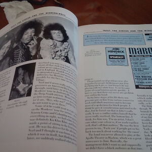 Book: Jimi Hendrix, Inside The Experience, 1990 Kitchener / Waterloo Kitchener Area image 2