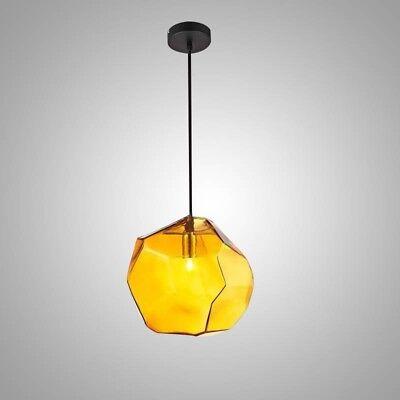 Amber Pendant Light Chandelier, Homary