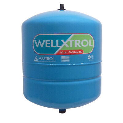 Amtrol Well-x-trol Wx-102 4.4 Gallon Inline Water Pressure Tank