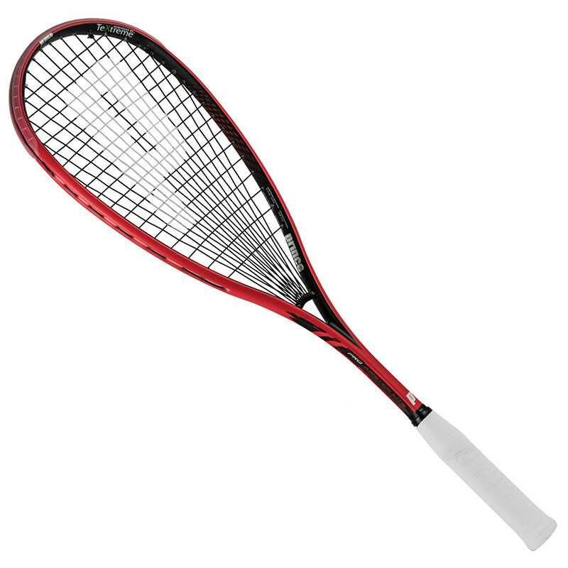 New Prince Pro Airstick Lite 550 Squash Racket Red
