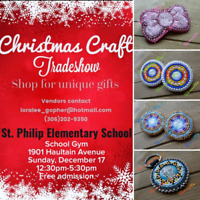Craft sale event