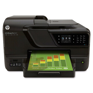 HP Officejet Pro 8600 All-in-One wireless Printer.
