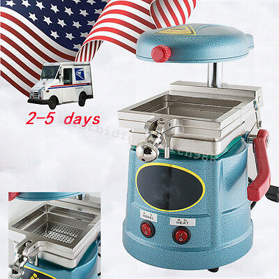 Dental Vacuum Former Forming Molding Machine Fit All Dental Thermoplastics Usa